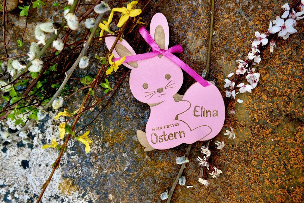 Geburt Osterhase – Mein erstes Ostern – wunderschöne Erinnerung